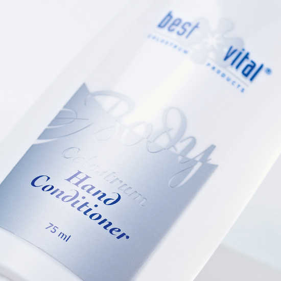 Bestvital® Colostrum Hand Conditioner